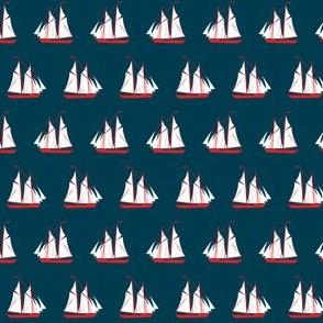 sailing ships - navy