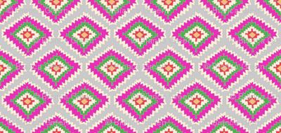 Aztec Fiber (pink grey)