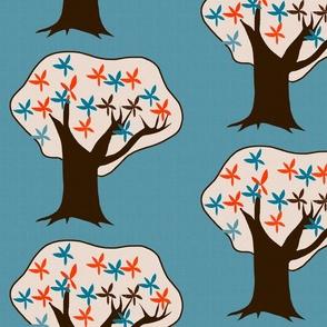 bluetrees