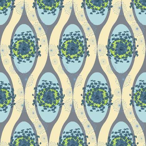 Queen Anne's palace fabric by keweenawchris on Spoonflower - custom fabric