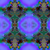 Fractal: Tropical Island Dreams