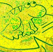 Citrus Frog