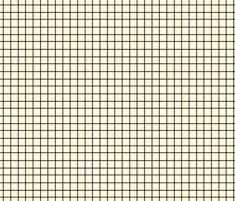 Hannah_La_Chance_5_Windowpane_small fabric by ©_lana_gordon_rast_ on Spoonflower - custom fabric