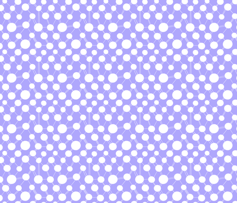 dotmolecule1-01 fabric by kristinnohe on Spoonflower - custom fabric