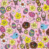 Pink Easter Megamix
