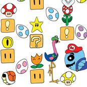 Super Mario Megamix