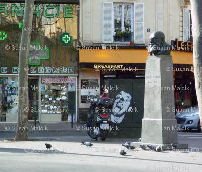 Mr. Bernard, Paris