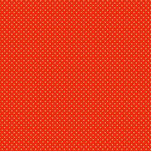 Apple-Red_and_Cream_Pin_Dots