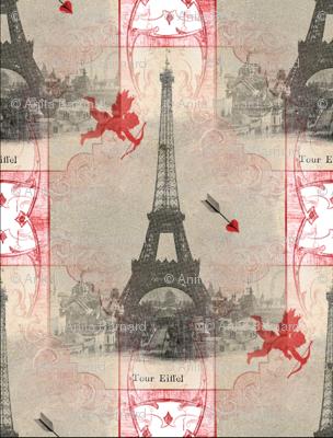 Paris Vintage Cupid