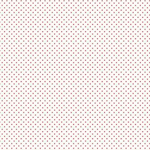 White_&_Apple-Red_Pin_Dots