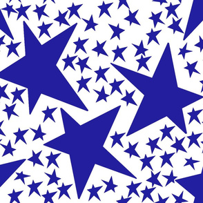 Stars Blue 3