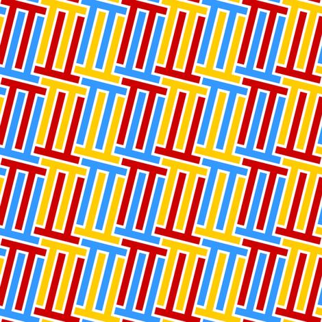 pi 2 fabric by sef on Spoonflower - custom fabric