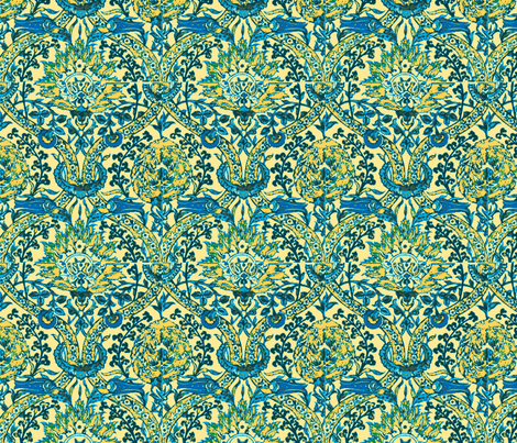 Wedding Present fabric by amyvail on Spoonflower - custom fabric