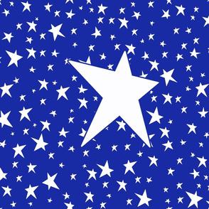Stars Blue 5