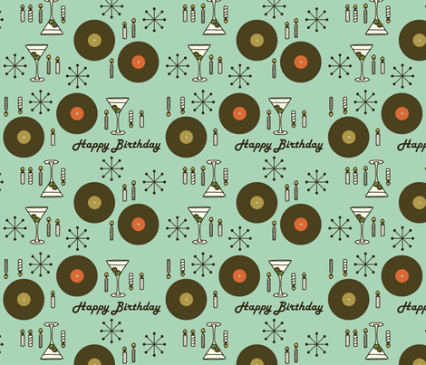 Surprise Party fabric by molipop on Spoonflower - custom fabric