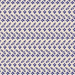 Cutie Pi (blue)