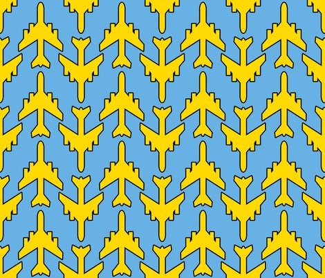 Ryellow_plane_on_new_blue_sky_shop_preview