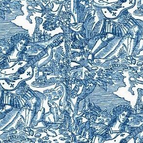 Blue Orpheus