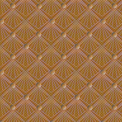 scales and beads golden dust fabric by glimmericks on Spoonflower - custom fabric