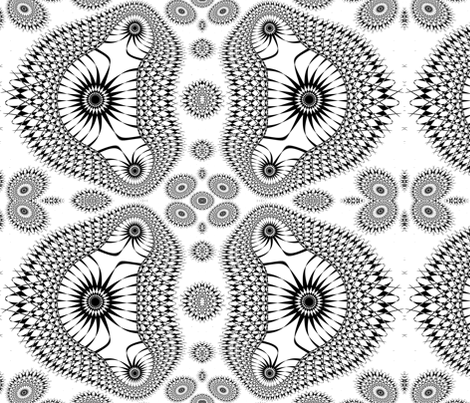 Scorpion Bend fabric by telden on Spoonflower - custom fabric