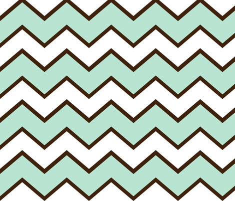 Ziggy Cocoa fabric by natitys on Spoonflower - custom fabric