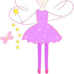 SparkleLilac Fairy