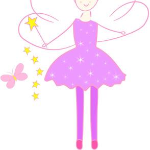 SparkleLilac Fairy