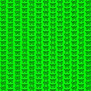 ButterflyFlutterby - sm  -  true green