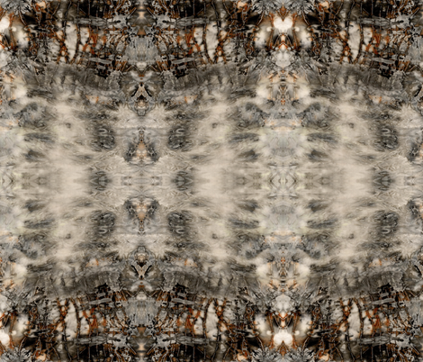 Forbidden Forest fabric by triciafrances on Spoonflower - custom fabric