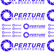 Blue Aperture Portal