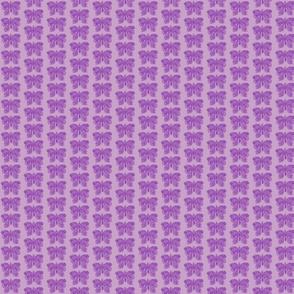 ButterflyFlutterby - sm  -  true purple & lilac