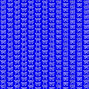 ButterflyFlutterby - sm  -  true blue reverse