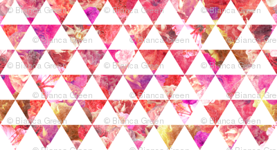 FLORAL FLOWWW pink