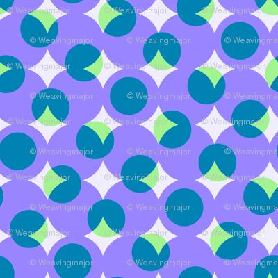 enormous halftone dots