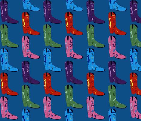 Mia Liddy  fabric by trinitykids on Spoonflower - custom fabric