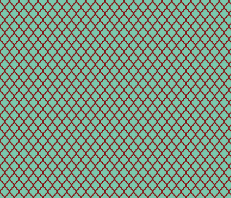 Azteca Grating fabric by sugarxvice on Spoonflower - custom fabric