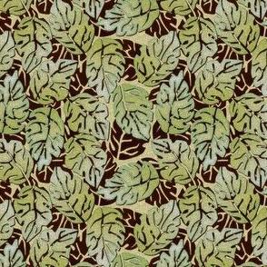 leaves apart