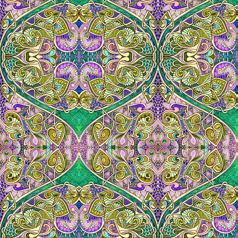 When the Grapes are Ready For Harvest fabric by edsel2084 on Spoonflower - custom fabric