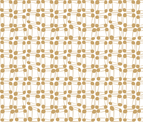 wacky modern squares fabric by joojoostrees on Spoonflower - custom fabric