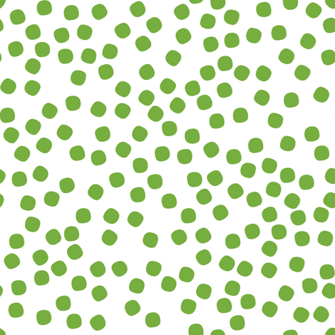 Pea Soup fabric by spellstone on Spoonflower - custom fabric