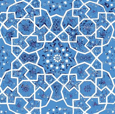 Blue Persian
