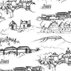 Chattanooga Toile