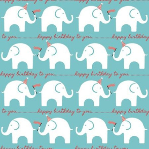 Ellie Birthday Giftwrap