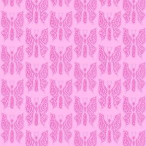 ButterflyDancer - med - hot pink & cotton candy-ch