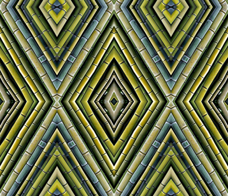 Tiki Bar fabric by whimzwhirled on Spoonflower - custom fabric