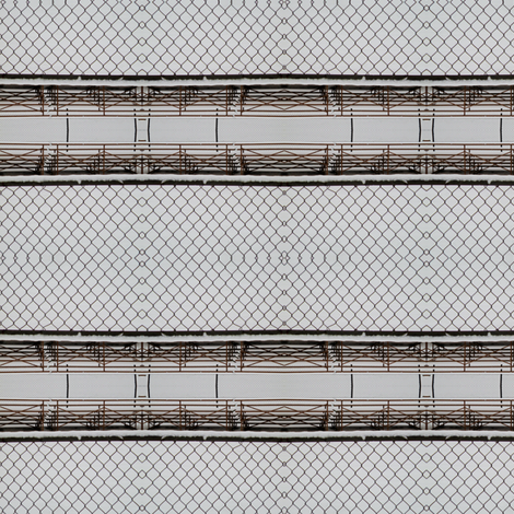 snow day fabric by theslenderthread on Spoonflower - custom fabric