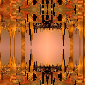 Copper City Sci Fi© Gingezel™ 2014