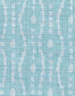 spring rain stripe - blue