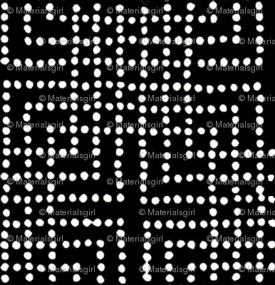 cross check - black and white basic