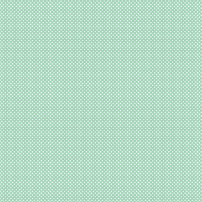 Jade Polka Dot